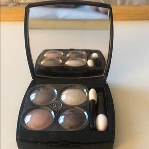 Chanel eyeshadow quad #202